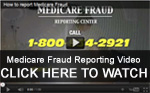 How to report Medicare Fraud video